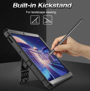 2021 03 15 17 44 13 for Samsung Galaxy Tab S6 Lite 10.4 2020 SM P610 P615 Hybrid Kickstand Cover