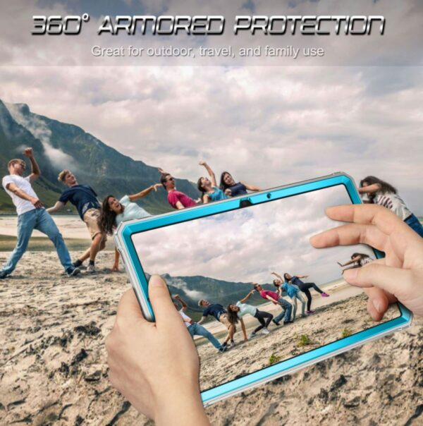 2021 03 15 17 50 02 Shockproof Case for Samsung Galaxy Tab S7 11 2020 Satnd Cover Screen Protector